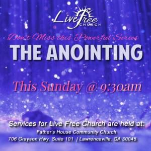The Anointing